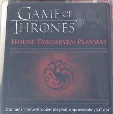 Juego de Tronos / Game of Thrones: House Targaryen Playmat