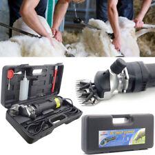 Tondeuse pour Animal électrique Professionnelle Mouton Animaux Alpaga Laine 350W