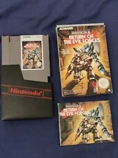 Probotector II 2 Return Of The Evil Forces Nintendo NES PAL UK Contra