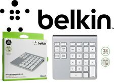 Geniune Belkin YourType Bluetooth Wireless Keypad F8T067qe => F8T068qe