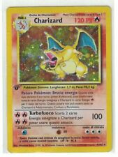 1999 POKEMON BASE 1ST EDITION ITALIAN #4 CHARIZARD HOLO