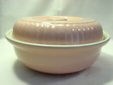 Hall China Forman Family Pink Covered Casserole
