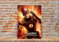 Arrow TV Show Poster or Canvas Art Print A3 A4 Sizes Framed Option