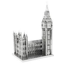 Big Ben 50 Pieces 3D Metal Kit ICONX Metal Earth 1318