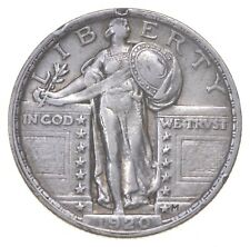 1920 Standing Liberty Quarter - Charles Coin Collection *621