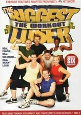 THE BIGGEST LOSER THE WORKOUT EXERCISE DVD NEW SEALED BOB HARPER FITNESS