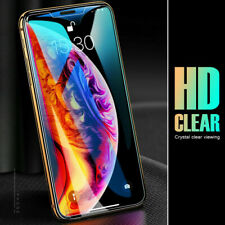 1X Tempered Glass Screen Protector iPhone 8 7 4 5 6S 7 plus 11 PRO Max XR X XS