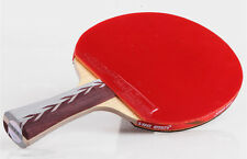 Racket Paddle Ping Pong DHS 4002 4 star Table Tennis Bat Long Handle New