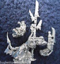 2001 Skaven Warlock Ingeniero 1 Caos ratmen Ciudadela Comando Lords & Heroes skyre