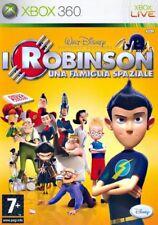 I Robinson: Una Famiglia Spaziale XBOX360 - LNS