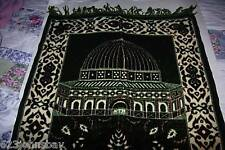 Mosque Tapestrey Area Rug  2 X 3 1/2 Green And White