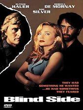 Blind Side (DVD, 2001) Horror Psycho-Thriller NEW Free Shipping SEALED