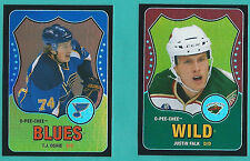 2010-11 O-Pee-Chee RETRO BLACK RAINBOW Parallel- You Pick To Complete Your Set
