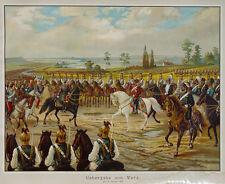 Metz Prinz Friedrich Karl Preußen Napoleon Orden Husaren-Uniform Kürassier Garde