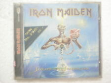 Iron Maiden Seventh Son CD 2001  RARE INDIA INDIAN HOLOGRAM NEW