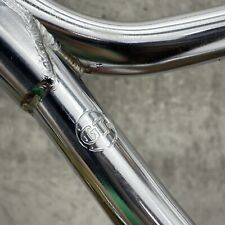 Old School BMX GT Bars Circle Stamp Handlebars Performer Coin Freestyle Grips