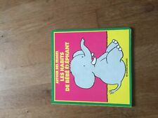 BAYARD AUTOUR DES IMAGES 4 les habits de bebe elephant 1990 enfantina