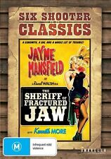 The Sheriff Of Fractured Jaw ( DVD )
