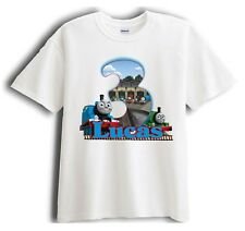 Thomas and Friends - Personalized - Birthday T-Shirt Party Favor
