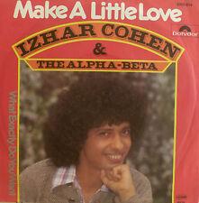 "7"" 1979 RARE IN MINT-! IZHAR COHEN : Make A Little Love"