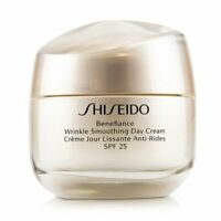 Shiseido Benefiance Wrinkle Smoothing Day Cream 50ml Moisturizers & Treatments