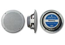 "Marinavox 5"" Full Range Marine Audio Speaker VX-155W WHITE Boat Spa PAIR NEW"