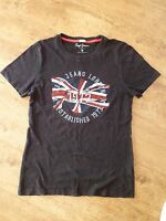 PEPE JEANS tee shirt homme  manches courtes /SLIM FIT/ /SIMEON/14 ANS / BON ETAT