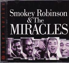 SMOKEY ROBINSON & THE MIRACLES - MASTER SERIES  - CD