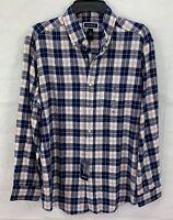 Club Room Men's Flannel Buffalo Plaid Shirt