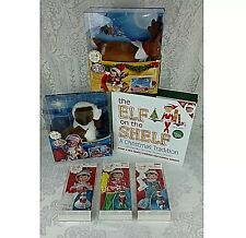 Elf on the Shelf girl doll pets outfits lot of 6 piece set starter kit NEW