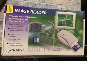 Digital Camera Memory Card Image Reader Image Transfer Plug And Play MDCFE-SR