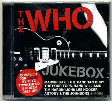 MOJO - The Who Jukebox - Townshend/Daltrey-compiled 15-track CD