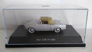 FIAT 1100 TV 1959 STARLINE MODELS 1/43
