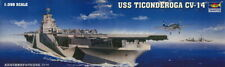 Trumpeter 05609 - 1:350 Flugzeugträger USS Ticonderoga CV-14 - Neu