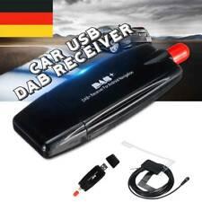 USB /DAB+ Radio Receiver Tuner Empfänger Antenne Stick Adapter für Android DHL