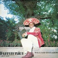 WILLIAM ONYEABOR - HYPERTENSION  VINYL LP NEW!