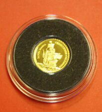 Palau: 1 Dollar 2006 999 Gold, 0,50gr. #F2722, Pp-Proof, Km#337, Santa Maria ""