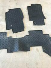 Pathfinder R51 Rubber mats