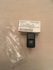 GENUINE NEW SUBARU IMPREZA LEGACY FORESTER FOG LAMP SWITCH