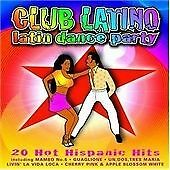 Latin Dance Party, Club Latino, Very Good CD