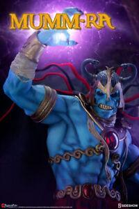 Mumm-Ra Statue Sideshow Exclusive Edition