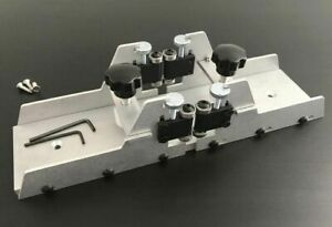 Fret Slotting Mitre Box for Guitar Maker/Luthier