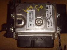 FIAT 500 ENGINE ECU P05150604AB/68170039AC
