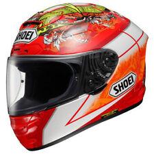 Shoei X-Spirit 2 Bautisa TC1 ACU Gold Motorbike Motorcycle Helmet Red/White S