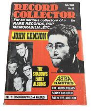 Record Collector Magazine No.42 February 1983