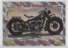 1993 SkyBox/Champs American Vintage Cycles 44 1945 Indian- Civilian/Military 0d8