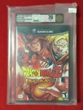 Dragon Ball Z: Budokai (GameCube, 2003) Brand New VGA 70 EX+ Bronze 9144