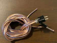 2 New Pioneer Speaker Plug Replacements w/ 8' 16-gauge Wire Attached