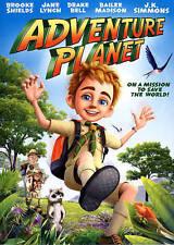 Adventure Planet DVD 2012 Brooke Shields Jane Lynch Bailee Madison