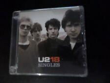CD ALBUM - U2 - 18 SINGLES